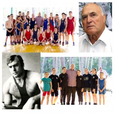 Федерация спортивной борьбы Воронежской области объявила 2017 год - годом Меркулова Василия Прокофьевича.