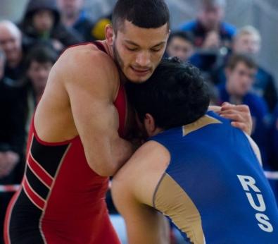 Воронежский спортсмен Нарек Оганян победил на первенстве России среди юниоров до 21 года